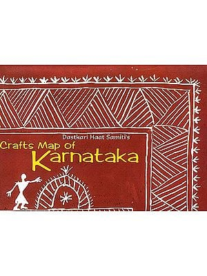 Crafts Map of Karnataka