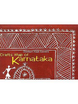 Crafts Map of Karnataka