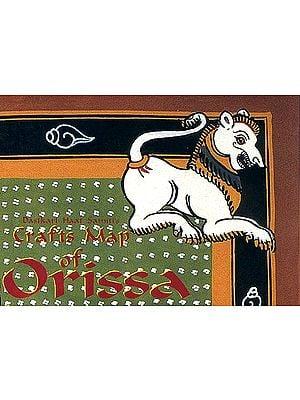 Crafts Map of Orissa