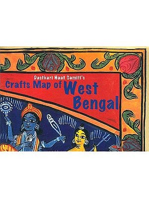 Crafts Map of West Bengal