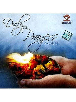 Daily Prayers (Sanskrit) (Audio CD)