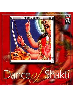 Dance of Shakti (Audio CD)