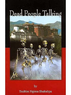 Dead People Talking (Collection of Poems)
