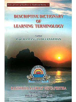 Descriptive Dictionary of Learning Terminology