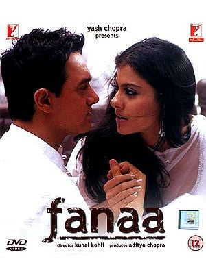 Destroyed in Love (Fanna): A Love Story Between a Blind Kashmiri Girl and a Flirtatitious Tour Guide (DVD with Optional Subtitles in English, Arabic, Spanish, French, Dutch and Portugese)