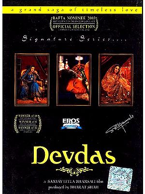 Devdas (A Grand Saga of Timeless Love) (DVD Video)