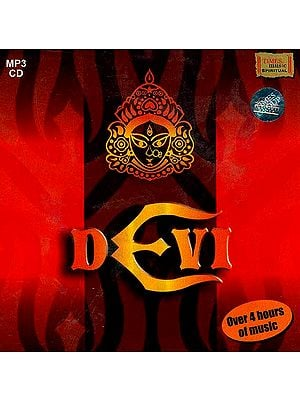 Devi: Over 4 Hours of Music (MP3 CD)