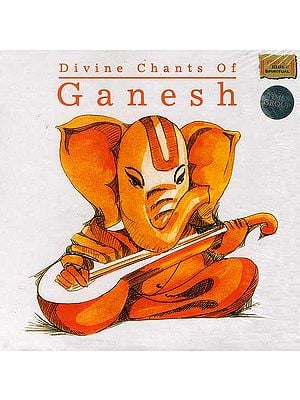 Divine Chants of Ganesh (Audio CD)