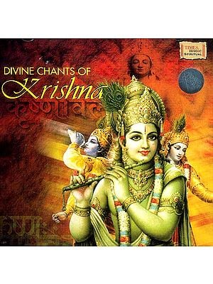 Divine Chants of Krishna (Audio CD)