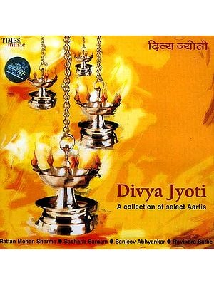 Divya Jyoti: A Collection of Select Aartis (Audio CD)