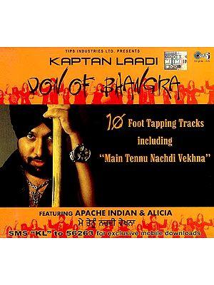 "Don of Bhangra (10 Foot Tapping Tracks Including ""Main Tennu Nachdi Vekhna"") (Audio CD)"
