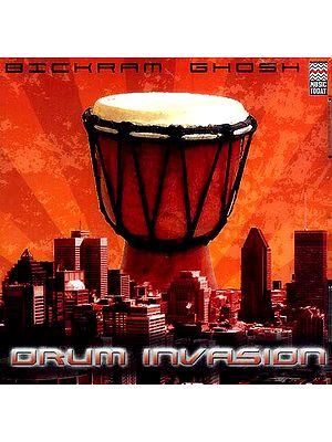 Drum Invasion (Audio CD)