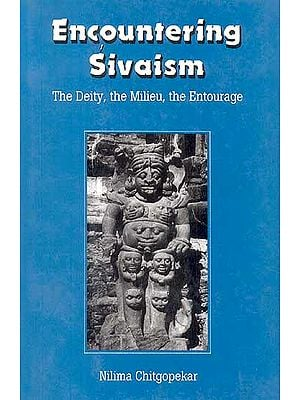 Encountering Sivaism (The Deity, the Milieu, the Entourage)