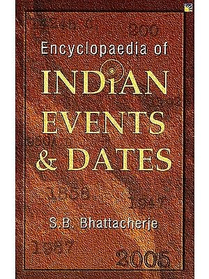 Encyclopaedia of Indian Events and Dates