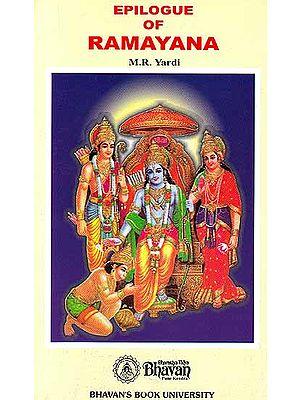 Epilogue of Ramayana