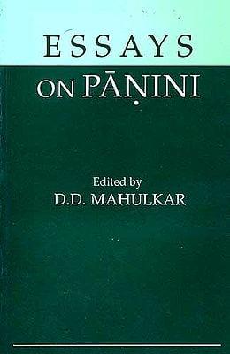 Essays on Panini