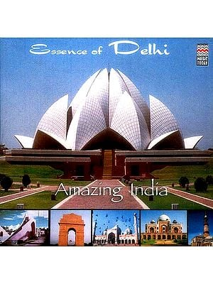 Essence Of Delhi (Amazing India) (Audio CD)
