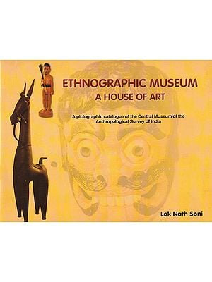 Ethnographic Museum A House of Art (A Pictographic Catalogue of The Central Museum of The Anthropological Survey of India)