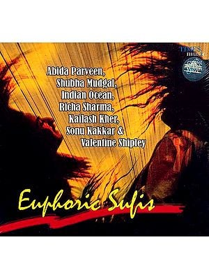 Euphoric Sufis (Audio CD)