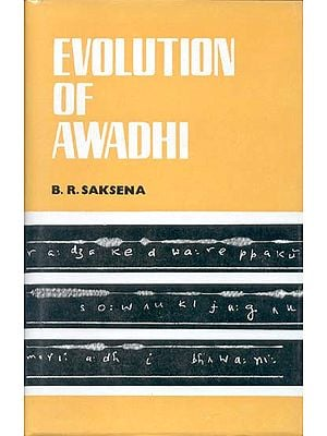 Evolution of Awadhi