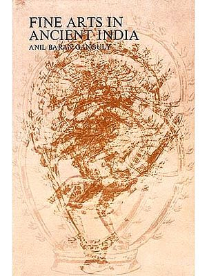 Fine Arts in Ancient India - An Old Book