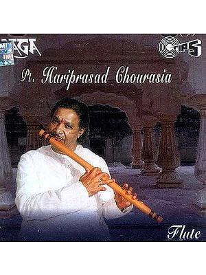 Flute Pt. Hariprasad Chourasia <br>(Audio CD)