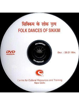 Folk Dances of Sikkim (DVD Video)
