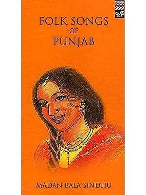 Folk Songs of Punjab (Audio CD)