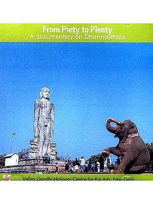 From Piety to Plenty: A Documentary on Dharmasthala (DVD)