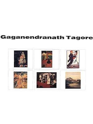 Gaganendranath Tagore (Portfolio of 5 Prints)