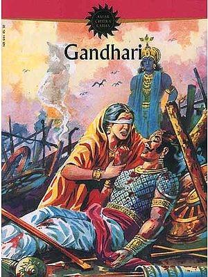 Gandhari (Paperback Comic Book)