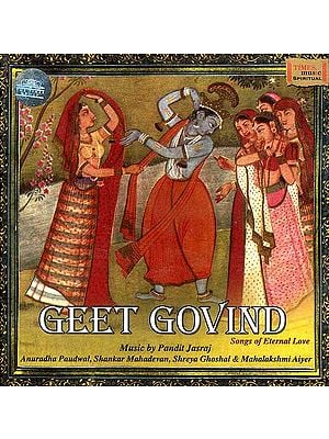 Geet Govind Song of Eternal Love<br>(Audio CD)