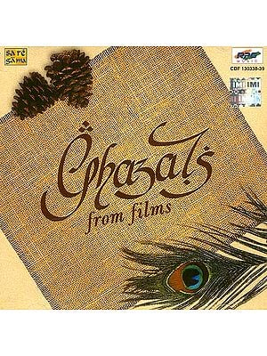 Ghazals From Films (Set of Two Audio CDs)