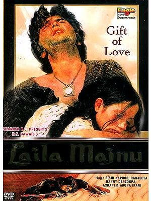 Laila Majnu (Hindi Film DVD with English Subtitles)