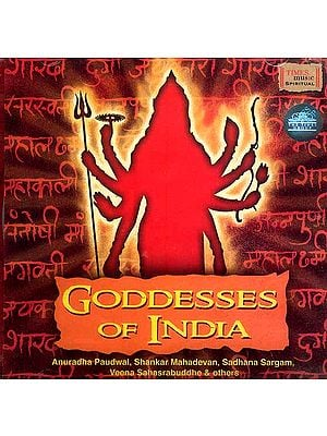 Goddesses of India (Audio CD)