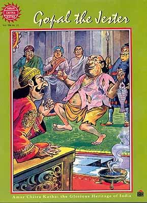 Gopal the Jester