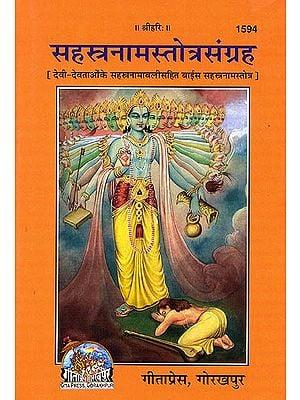 सहस्त्रनामस्तोत्रसंग्रह (देवी देवताओं के सहस्त्रनामवलीसहित बाईस सहस्त्रनामस्तोत्र) -Complete Collection of Sahasranamas of All Hindu Gods