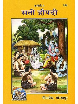 सती द्रौपदी - The Best Book for Understanding the Truth About Draupadi