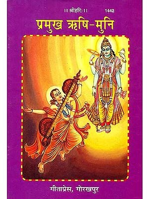 प्रमुख ऋषि मुनि:  Saints and Sages (Picture Book)