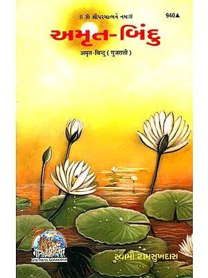 અમૃત બિંદુ: Thousand Teaching of Swami Ramsukhdas (Gujarati)