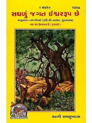 સધબું જગત ઈશ્વરરૂપ છે: All World is God (Gujarati)