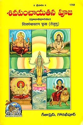 శివపంచయతాన్ పూజ: Shiv Panchaytan Puja (Telugu)