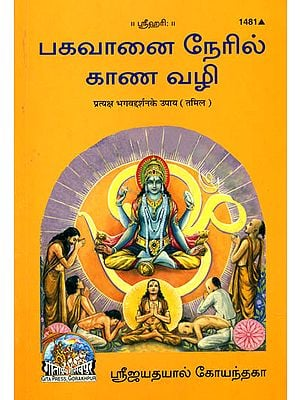 பிரதாயக்ஸ் பகவான் கே தர்ஷன்: Method of Obtaining Direct Darshan of God (Tamil)
