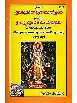 శ్రివిశ్నుసహస్త్రనంస్తోత్రం నమవలిసహితం: Vishnu Sahasranam Stotram Namavali (Telugu)