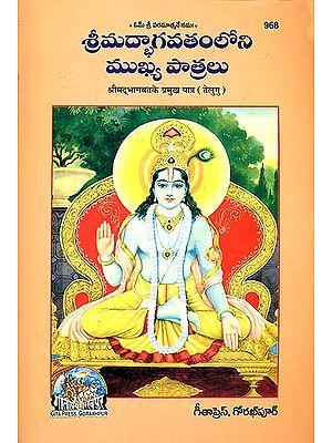 శ్రిమద్భాగావాట్ కె ప్రాముఖ్ పాత్ర: Picture Book in Telugu