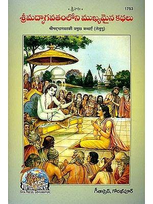శ్రిమద్భాగావాట్ కి ప్రాముఖ్ కథయెఇన్: Picture Book in Telugu