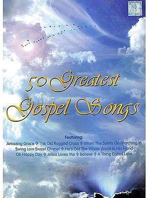 50 Greatest Gospel Songs (Set of Two DVDs)