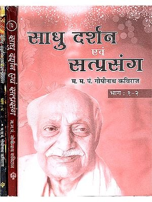 साधु दर्शन एवम् सत्प्रसंग: (Inspiring Stories of Sadhus) Set of Three Books