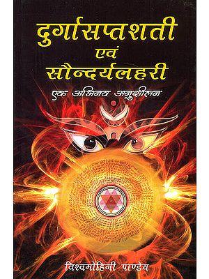 दुर्गासप्तशती एवम् सौन्दर्यलहरी (संस्कृत एवम् हिन्दी अनुवाद) -Durga Saptashati and Soundarya Lahari