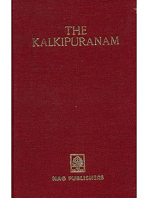 The Kalki Purana (Sanskrit Text with Hindi Translation)